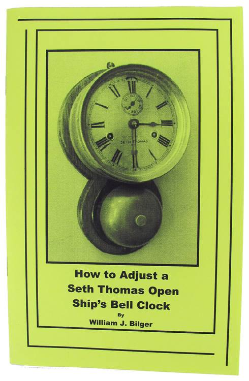 How To Adjust Seth Thomas Open Ship S Bell Clock By