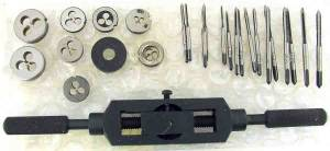 General Purpose Tools, Equipment & Related Supplies - Taps & Dies