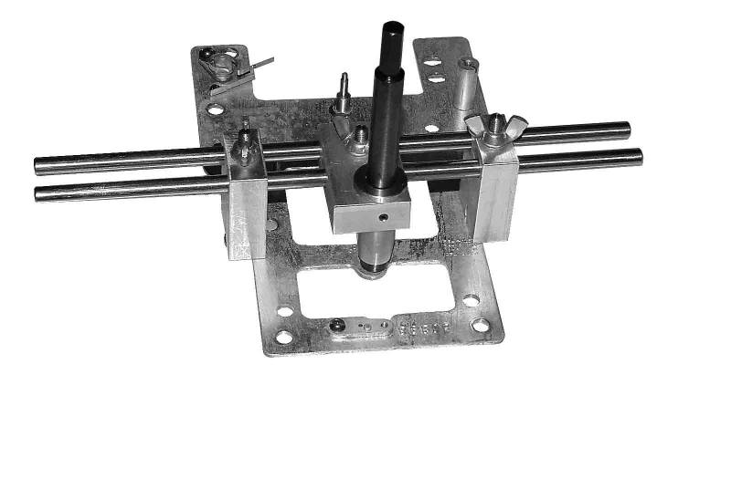 Clamp On Bushing Tool For Kwm
