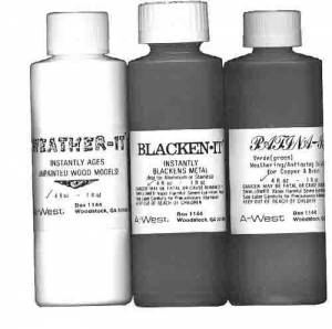 Chemicals, Adhesives, Soldering, Cleaning, Polishing - Weathering Solutions