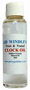 Oils & Lubricant(s) - J.D. Windles Oils