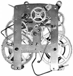 Movements, Motors, Rotors, Fit-Ups & Related - Mechanical Movements & Related Components