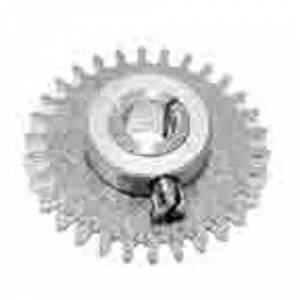 Wheels & Wheel Blanks, Motion Works, Fans & Relate - Moon Gears, Drive Gears
