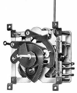 Mechanical Movements & Related Components - Cuckoo Clock Movements