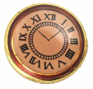 Clock Face Button - Image 1