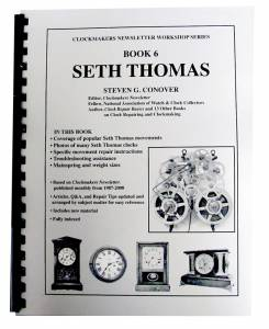 Seth Thomas Book 6 by Steven Conover