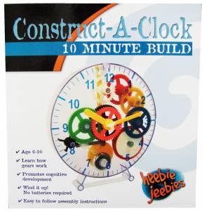 MAINLAN-86 - Do It Yourself Clock