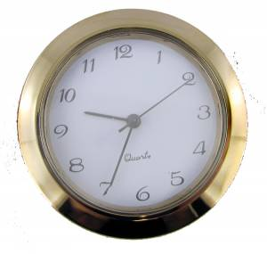 """37mm (1-7/16"""") Arabic White Dial Fitup - Image 1"""