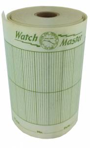 WatchMaster Chart Paper - Image 1