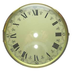 "7-13/16"" (200mm) German Bezel, Dial, Glass Assembly - Image 1"