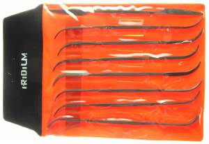 8-Piece Riffler File Set - Image 1