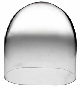 Plastic Oval Display Dome