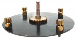 Metal Dancer Platform Assembly - Image 1