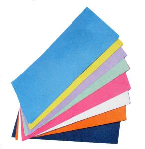 Slurry Coated Polishing Cloths - 18 Piece Pack