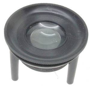 10X Tripod Inspection Loupe