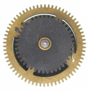 Ratcheting Chain Wheel  35.0mm x 66 Teeth x 27.5mm Arbor