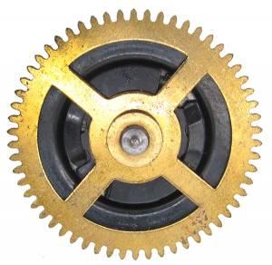 Ratcheting Chain Wheel  33.0mm x 64 Teeth x 23.0mm Arbor