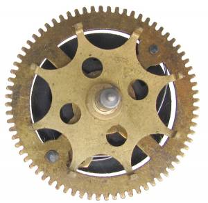 Ratcheting Chain Wheel  37.0mm x 72 Teeth x 27.5mm Arbor With Actuator Wheel