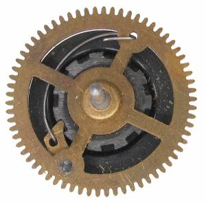 Ratcheting Chain Wheel  35.0mm x 66 Teeth x 39.5mm Arbor