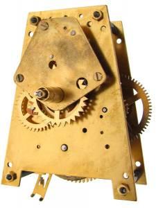 Urgos 21/45 Regulator or Wall Clock Calendar Pendulum Movement