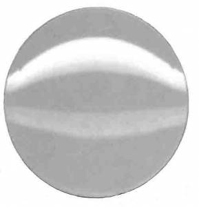 "9-5/8"" Convex Glass"