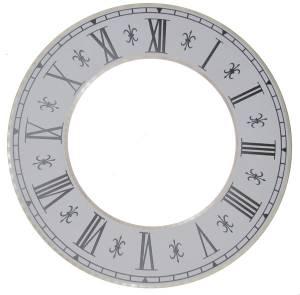 """7-1/4"""" OD Fleur De Lys Time Ring - Image 1"""