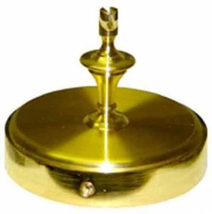 Grivolas Adjustable 400-Day Anniversary Disc Pendulum - Image 1