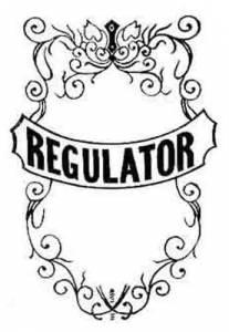 Regulator Glass for Japanese & Small School Clocks - Image 1