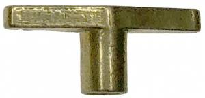 "Music Movement Key M3.5 x 1/4"" - Image 1"