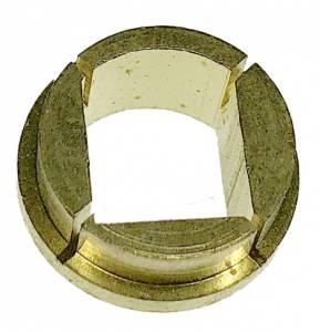 Brass Minute Hand Bushing - 1/2 Oblong Mounting Hole - Image 1