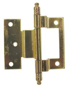 "Cabinet Door Hinge  2-7/8"" (73mm) long - Image 1"