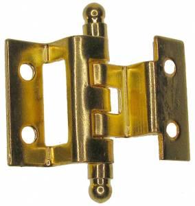 """Cabinet Door Hinge  1-5/8"""" (41mm) long - Image 1"""
