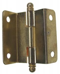 """Cabinet Door Hinge  2-1/8"""" (54mm) long - Image 1"""