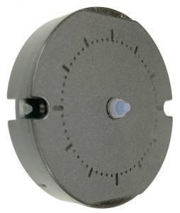 "50mm (2"") Round Non-Alarm Carriage Clock Movement - Image 1"