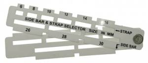 Spring Bar & Watch Strap Size Selector - Image 1