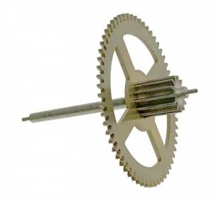 Hermle Third Wheel (Time) For 451-461-151-1161 (114CM) - No Second Hand - Image 1