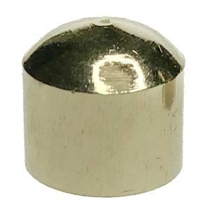 3.0mm Brass Weight Shell Bottom Nib with Internal Threads