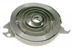 Mainspring in Barrel for Mauthe 42 Movement