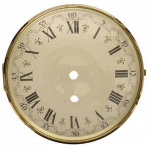 "7"" (180mm) German Bezel, Dial, Glass Assembly - Image 1"