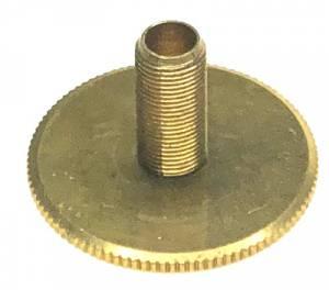 Kundo Regulating Nut - Brass 6mm - Image 1
