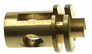 Kundo Jr. Pendulum Hook - Brass - Image 1