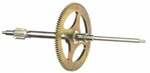 Kundo Std. 22.1mm Center Wheel