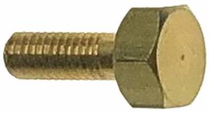 Movement Mounting Screw M3 x 8.8mm  For Kundo - Brass - Image 1