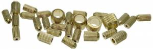 Splined Black Forest Brass Bushing Assortment - Image 1