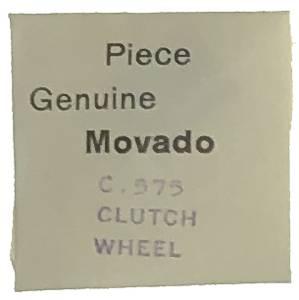 Movado Calibre 575   #407 Clutch Wheel - Image 1