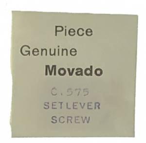 Movado Calibre 575   Set Lever Screw for #443 Set Lever - Image 1