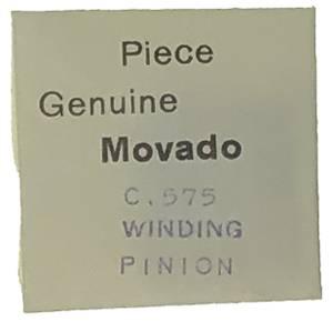 Movado Calibre 575   #410 Winding Pinion - Image 1