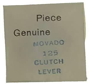 Movado Calibre 125 - #435 Clutch Lever - Image 1