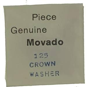 Movado Calibre 125 - #422 Crown Wheel Washer - Image 1