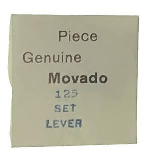 Movado Calibre 125 - #443 Set Lever - Image 1
